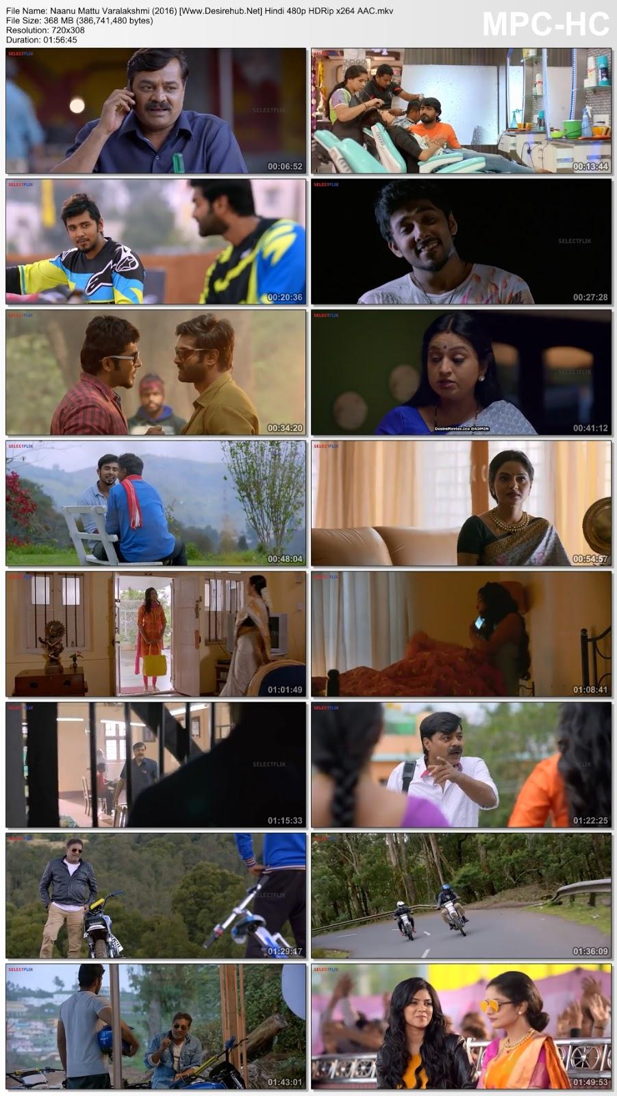 Main Hoon Zakhmi Khiladi (2016) Hindi 480p HDRip x264 AAC – 350MB Desirehub