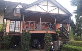 villa bagus dan murah untuk keluarga besar