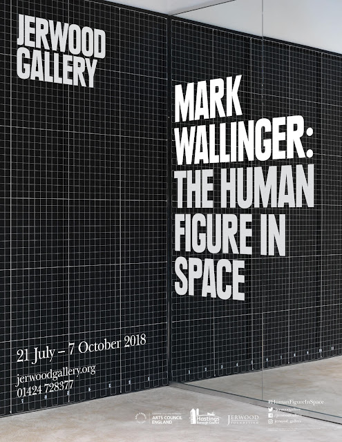 Mark Wallinger - The Human Figure in Space. Hastings Battleaxe Reviews....