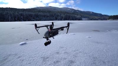Mengenal 10 Kecanggihan Dari Drone Dji Inspire 2