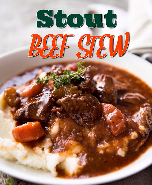 Living on Cloud Nine: STOUT BEEF STEW