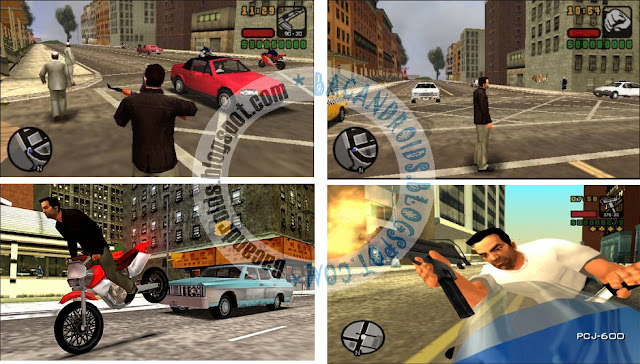 download Grand Theft Auto Liberty City Stories ISO HighCompress For PPSSPP