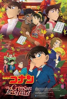 DETECTIVE CONAN : THE CRIMSON LOVE LETTER