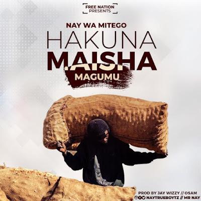 Audio | Nay Wa Mitego–Hakuna Maisha Magumu | DOWNLOAD