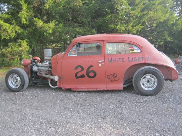 Daily Turismo: Ratatouille: Supercharged 1941 Chevy Rat Rod