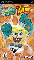 SpongeBob Square Pants Yellow Avenger