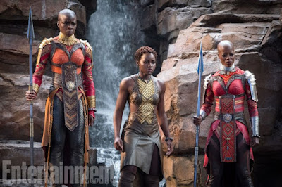 The Dora Milaje