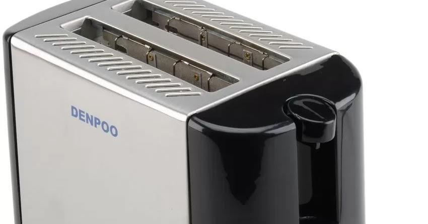 Spesifikasi Dan Harga Alat Pemanggang Roti Elektrik Denpoo