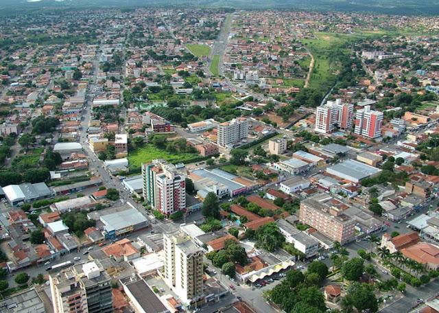 Destinos para Lua de mel Centro-oeste do Brasil caldas novas goias