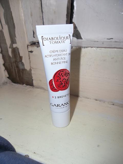 Crème d'Eau Diabolique Tomate - Garancia