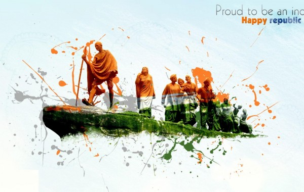 republic day Marathi wallpapers