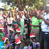 Governor Fayose Celebrat Christmas with the Children