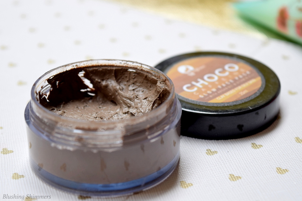 Mcaffeine Choco Glow Face Pack