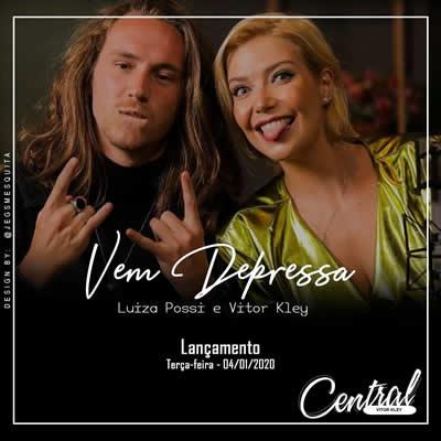 Luiza Possi (com Vitor Kley) - Vem Depressa