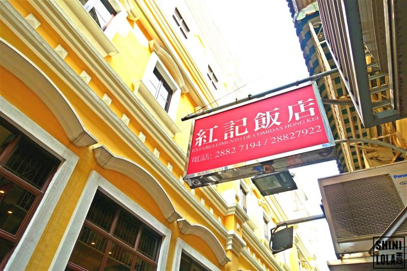 Estabelecimento de Comidas Hong Kei