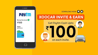 Xoocar refer and earn offer