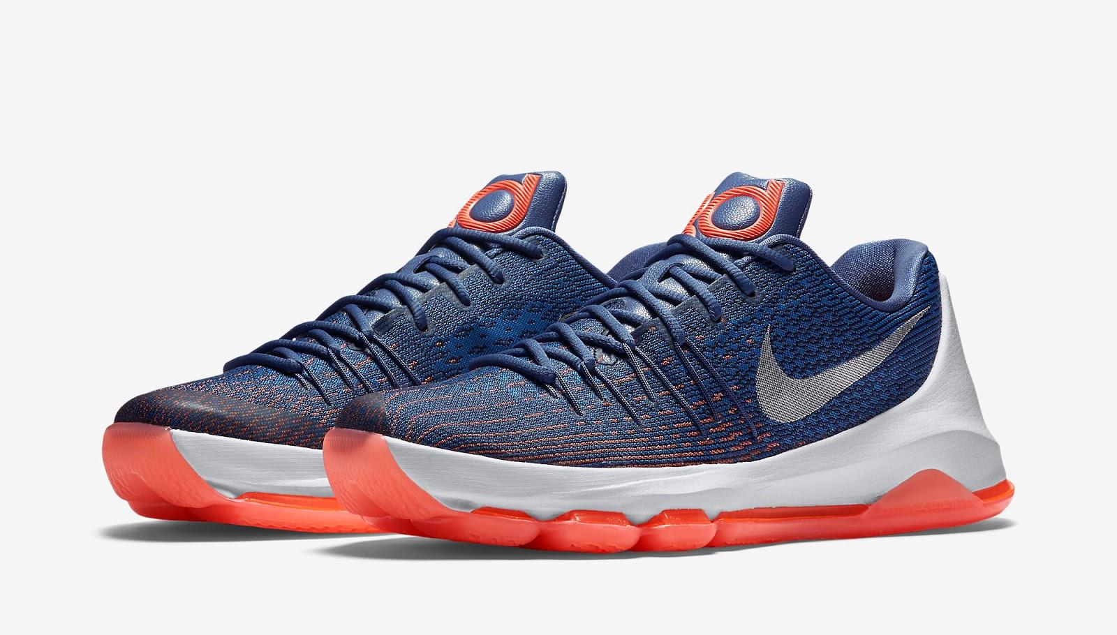 Kd  Shoes Blue