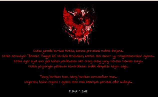 Website Kpu.go.id Kena Retes Oleh Hacker Langsung Under Contruction
