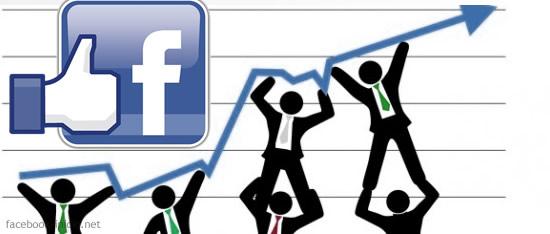 facebook crece