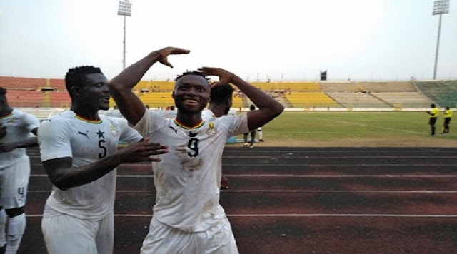 U-23 AFCON qualifier: Ghana defeat Togo 5-1 in first leg