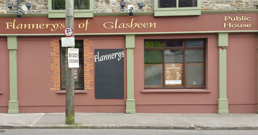 Finding Flannerys - The Saga in Ireland Begins