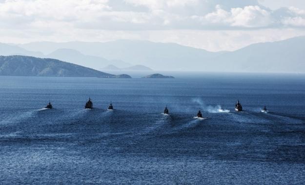 Άσκηση ελέγχου ναυσιπλοΐας εμπορικών και αλιευτικών σε όλο το Αιγαίο ανήγγειλε η Τουρκία