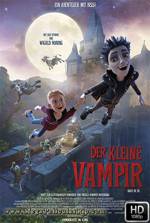 El Pequeño Vampiro [1080p] [Latino-Ingles] [MEGA]