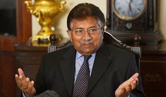 Musharraf's medical certificate termed fake.