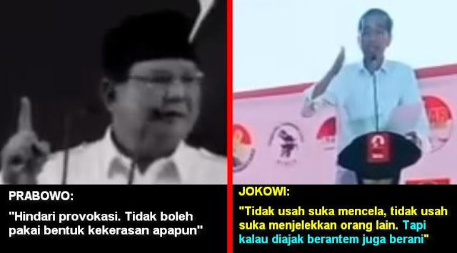 Video Pidato Lawas Prabowo Ramai Beredar, S Prabowo: Ajakannya Beda Banget Ya