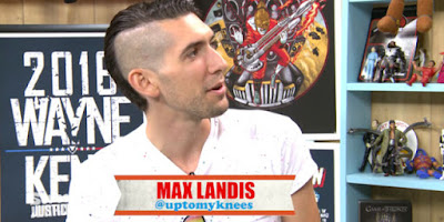 max landis ghostbusters