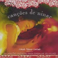 CD canções de ninar Palavra Cantada