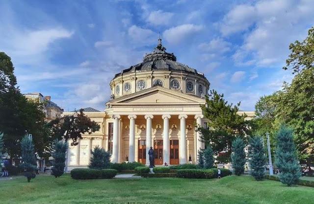 Ateneu Romeno Bucareste
