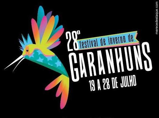 Programação para o Festival de Inverno 2018 em Garanhuns - PE