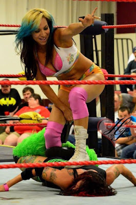 Tracy Taylor - Womens Wrestling
