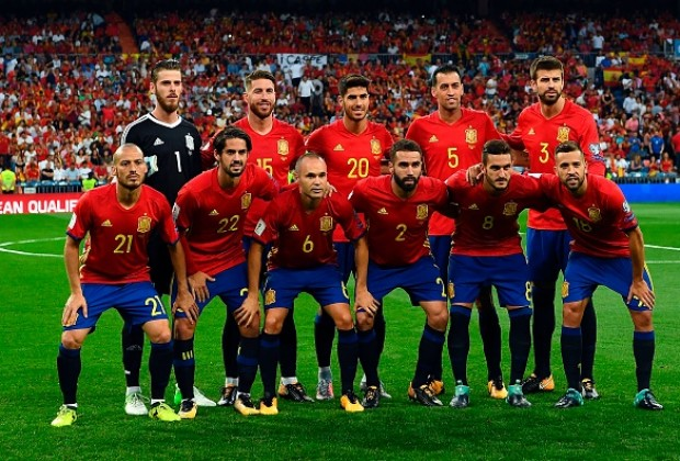 SPAIN SACK COACH FEW HOURS BEFORE 2018 WORLD CUP