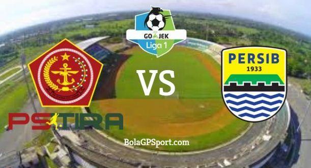 PS Tira vs Persib Bandung Liga 1 2018