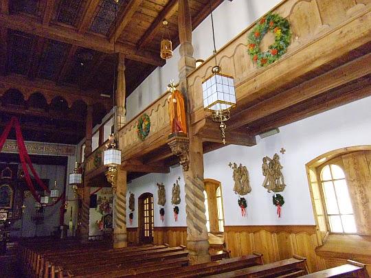 Kościół św. Bartłomieja Apostoła w Koniakowie.