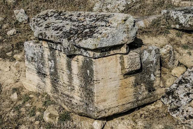 Sarcófago altoimperial romano