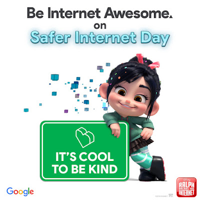 Kids online safety, Ralph Breaks the Internet