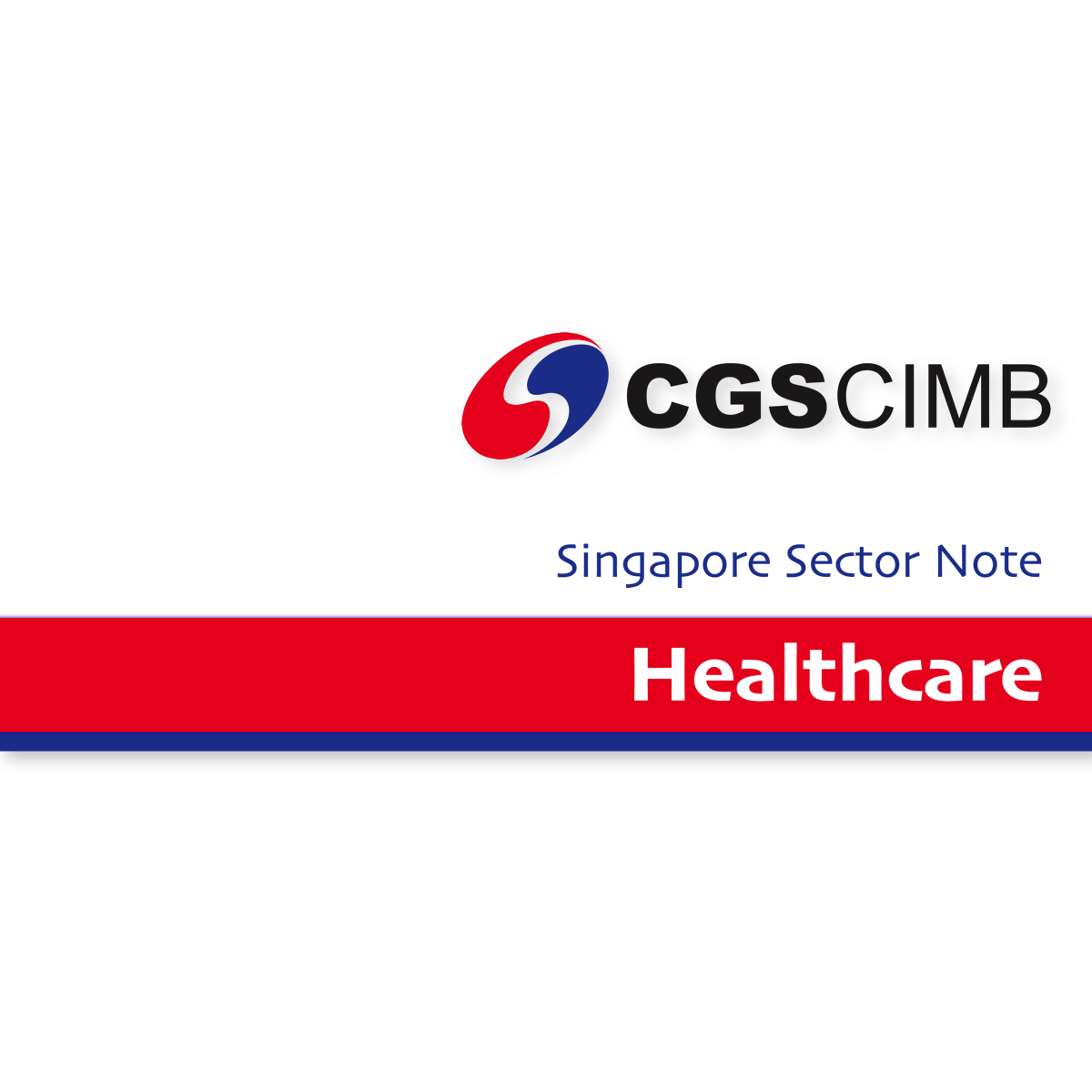 Healthcare Sector - CGS-CIMB Research | SGinvestors.io