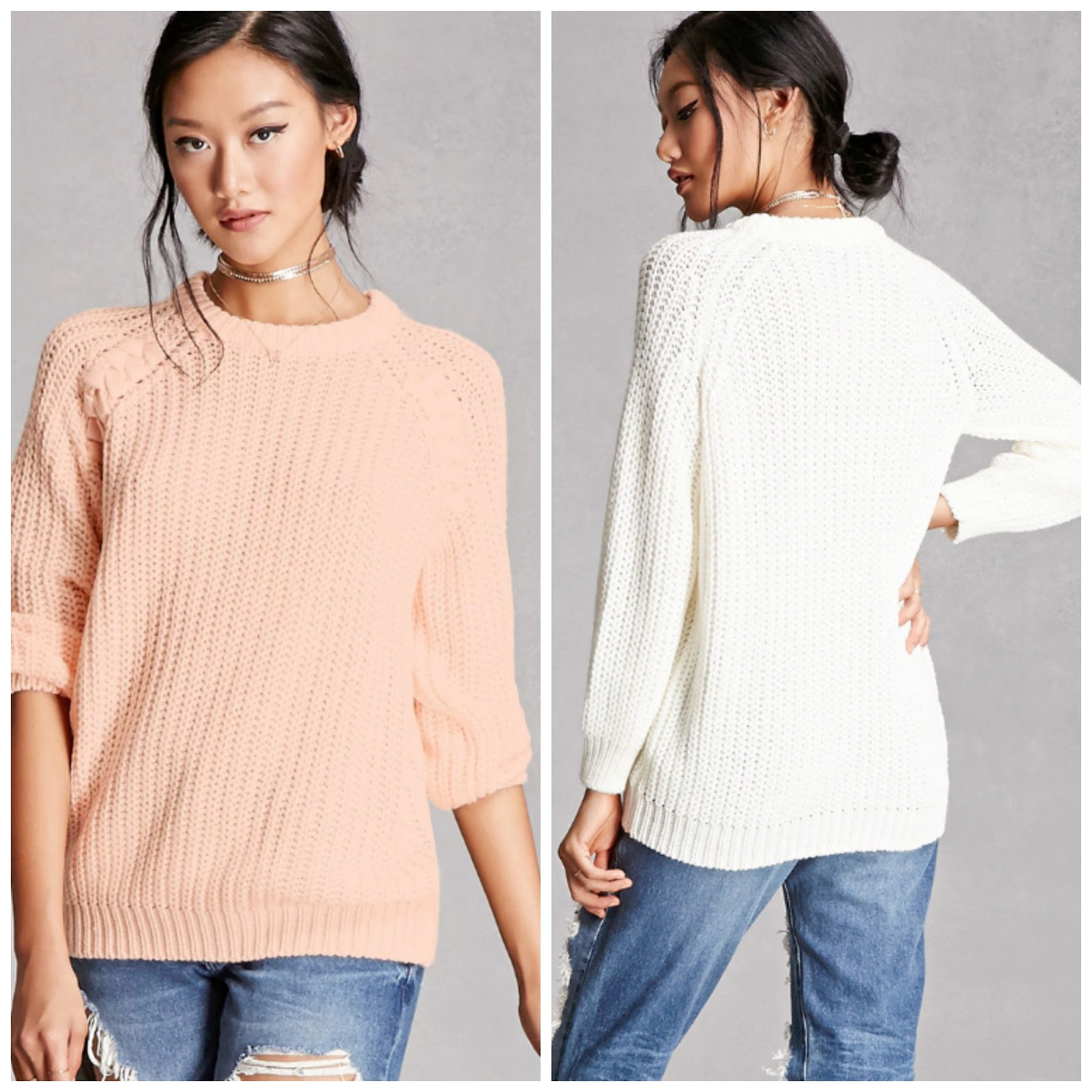 Chunky Knit Sweaters Under $50