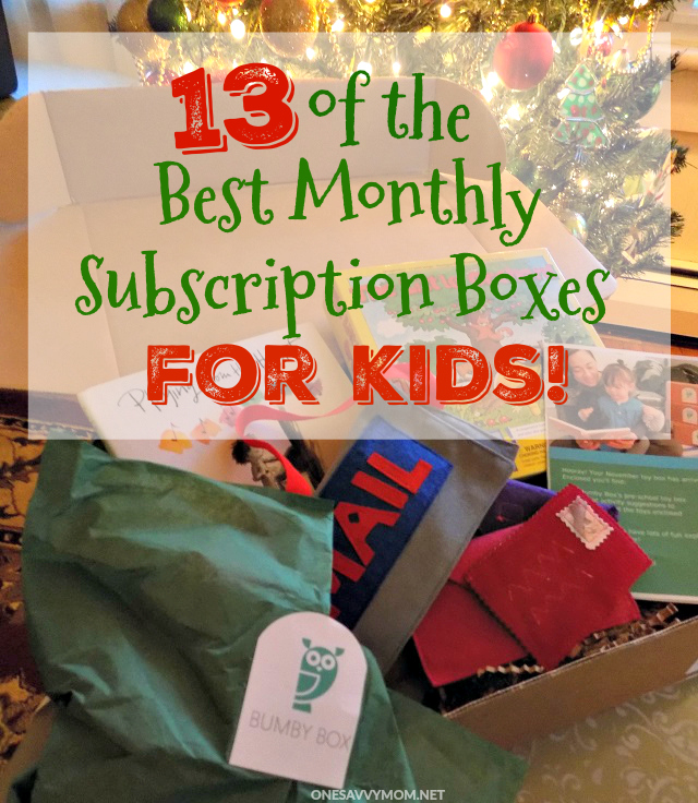 One Savvy Mom ™ | NYC Area Mom Blog: 13 of the Best Monthly