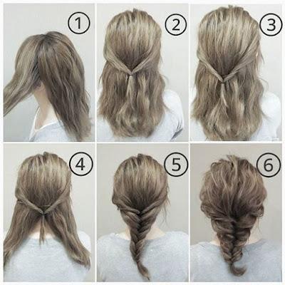 Cài tóc cô dâu cho 3 kiểu tóc phong cách Hàn Quốc 1