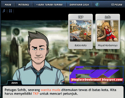 game facebook terbaik Criminal Case