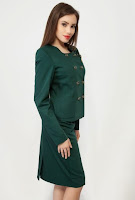 Costum office Regga verde