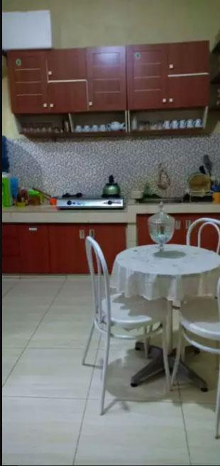Dapur (Kitchen) - Jual Over Kredit Rumah Minimalis di Rajeg, Tangerang