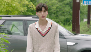 Sinopsis Reunited Worlds Episode 27