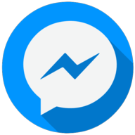 messenger colorful icon