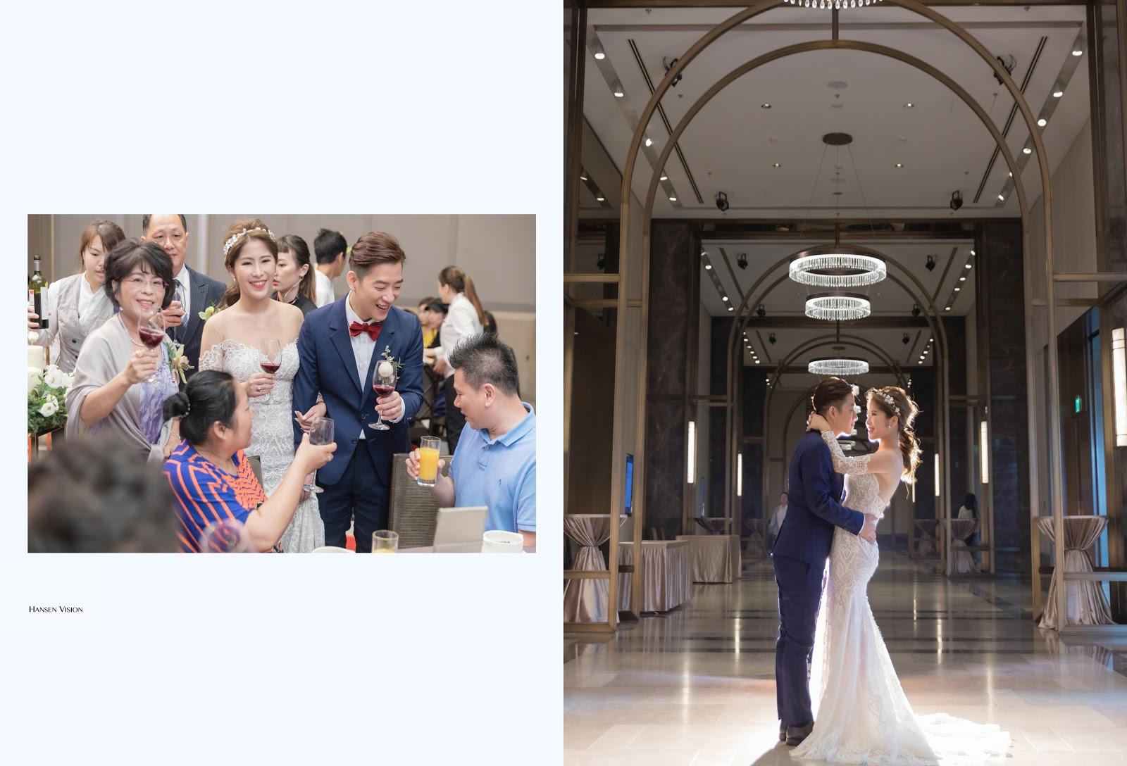 |婚禮攝影|吳建&陳恩 萬豪酒店