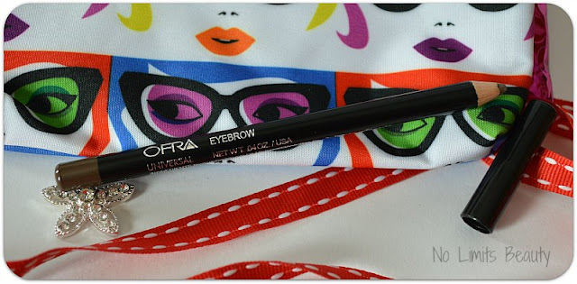 Ipsy Enero 2016 - Ofra Eyebrow Pencil in Universal